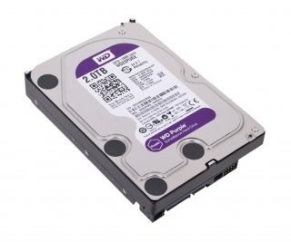 Жесткий диск WD Purple HDD 2000 GB (2 TB) SATA фото