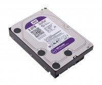 Жесткий диск WD Purple HDD 3000 GB (3 TB) SATA