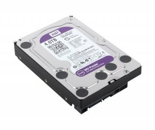 Жесткий диск WD Purple HDD 4000 GB (4 TB) SATA фото