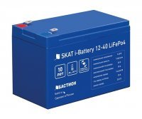 Skat i-Battery 12-40 LiFePo4